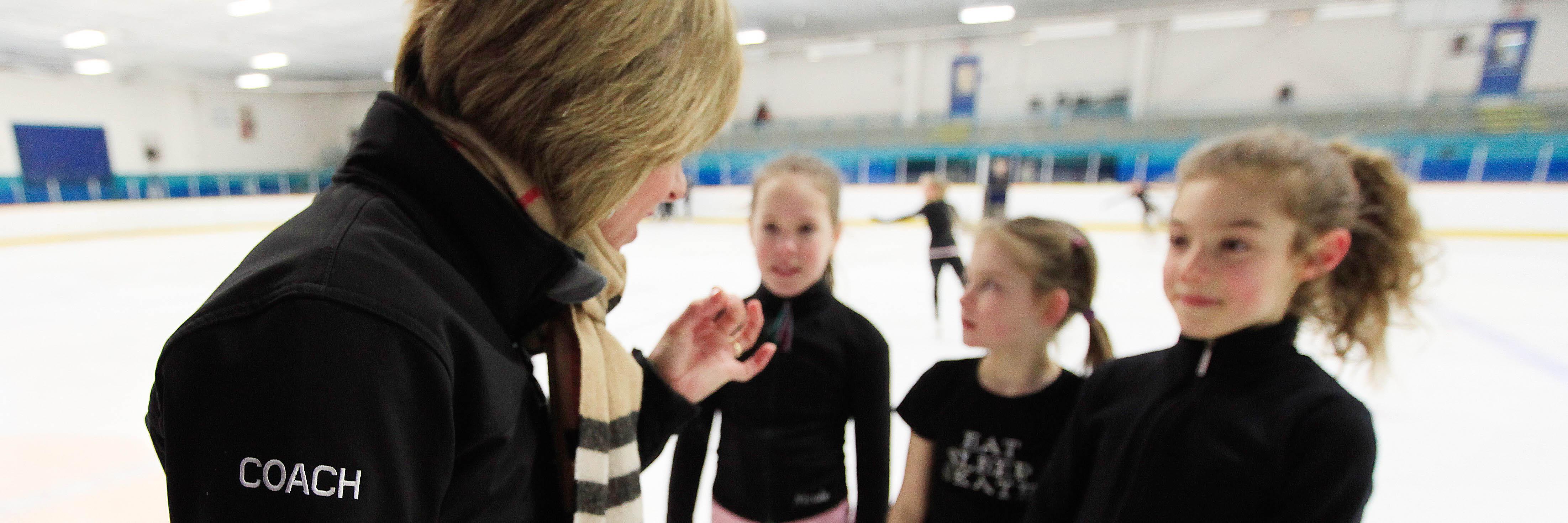 Coaching in Canada Home