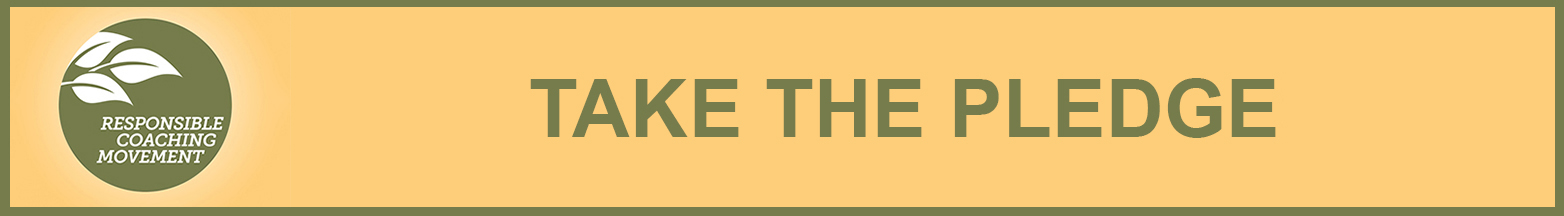 Take the Pledge banner