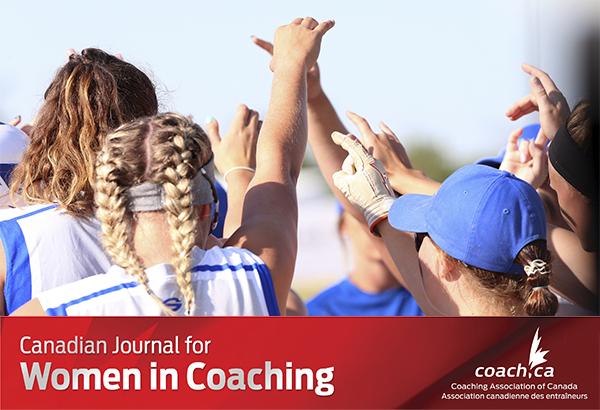 Canadian Journal for Women in Coaching