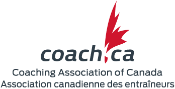 Coaching Association of Canada logo