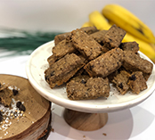 Banana Bread Recovery Bars