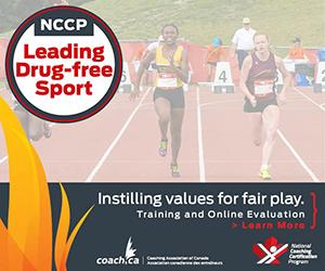NCCP Leading Drug-free Sport