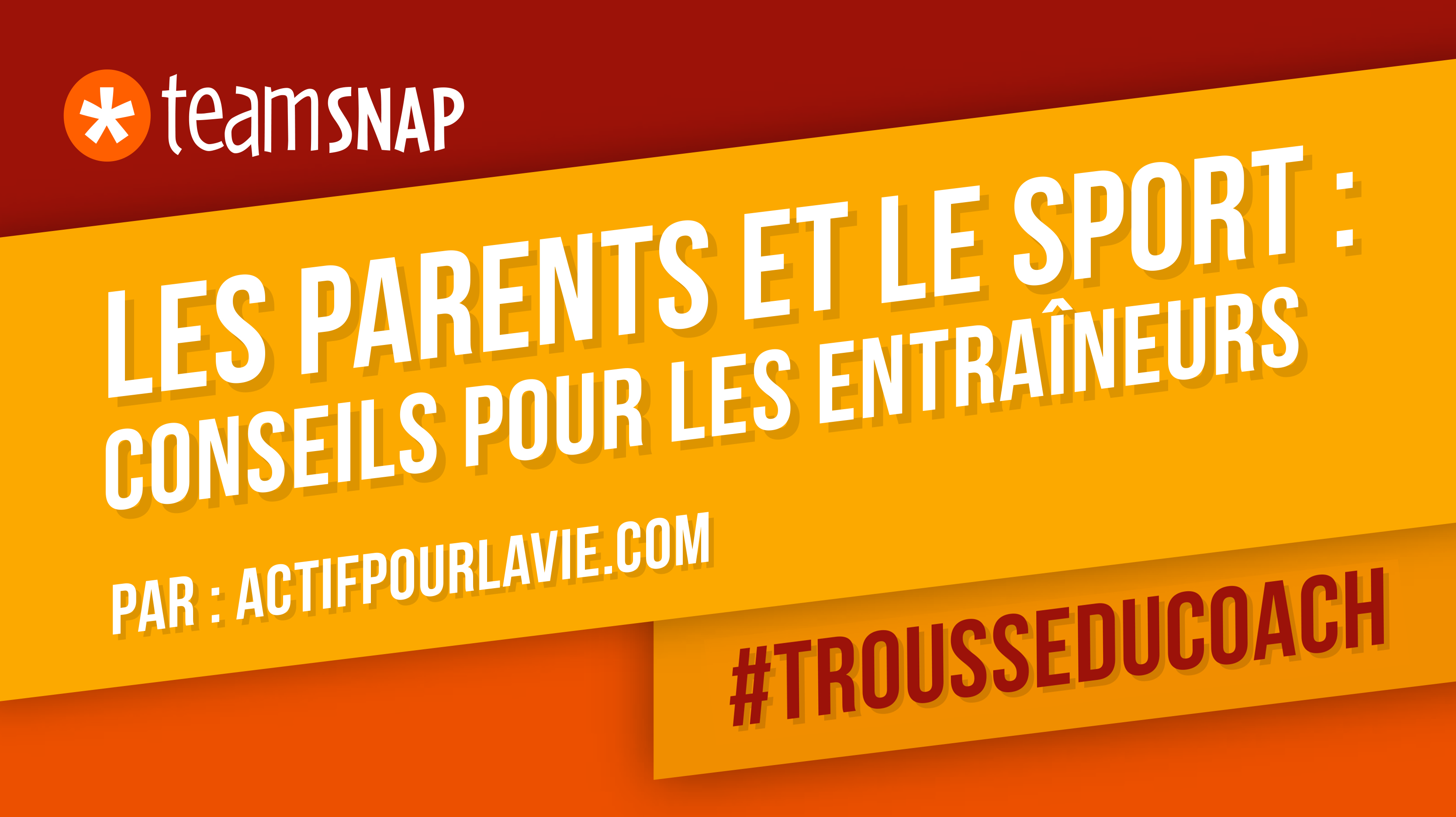 Parents dans le sport